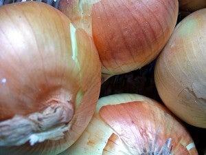 As cebolas são maravilhosos laxantes naturais