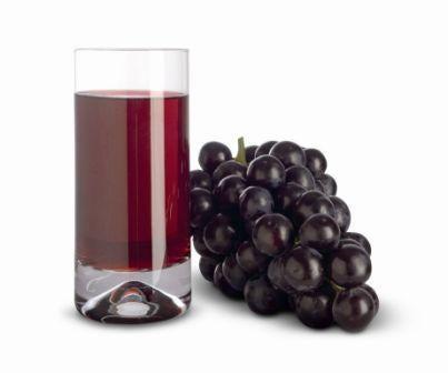 consumo diário de uvas