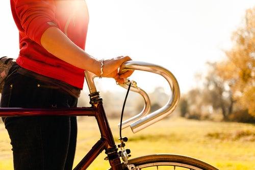 Andar de bicicleta para perder peso