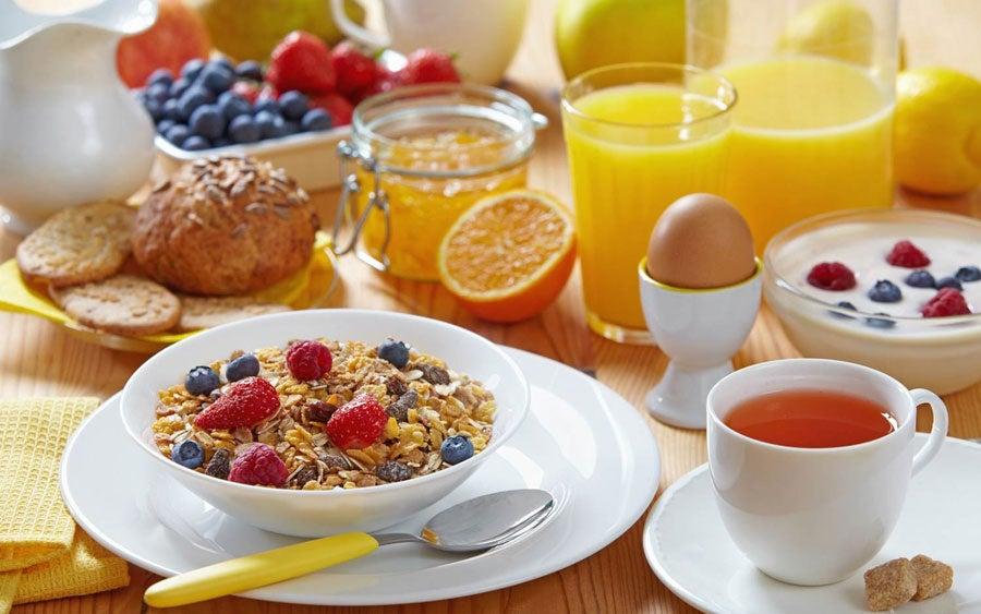 Desayuno-saludable