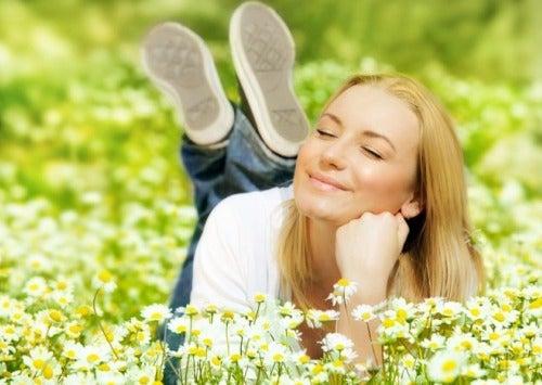 Encontre a tranquilidade para ser feliz
