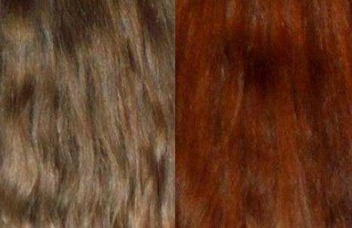 Aprenda a pintar cabelo com extratos naturais