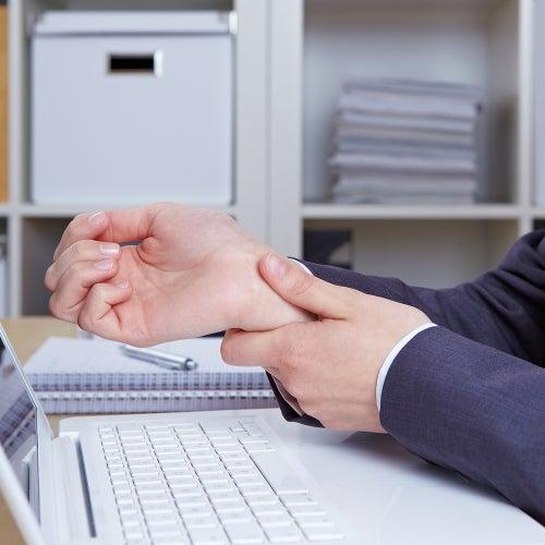 Trabalho repetitivo pode causar a dormência das mãos