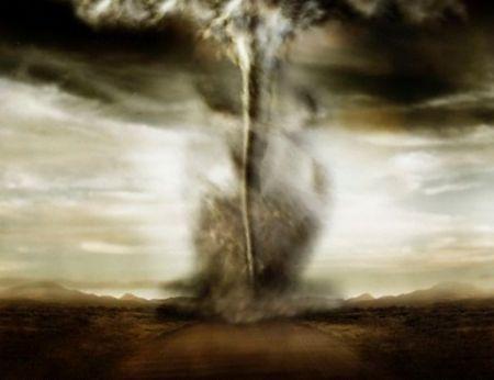 Sonhos com furacão