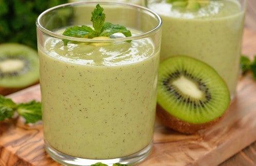 Bebidas verdes excelentes para queimar gordura