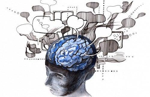 O que nos leva a pensar em voz alta?