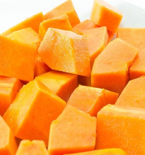 Mamão papaia na dieta para perder gordura