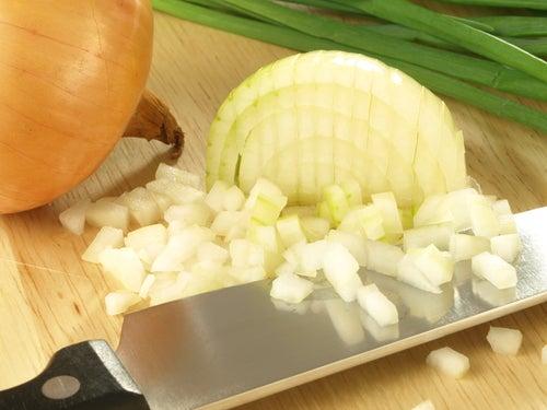 Cebola contém vários antioxidantes naturais