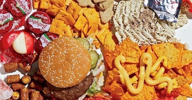Alimentos com alto teor de gordura prejudicam o intestino
