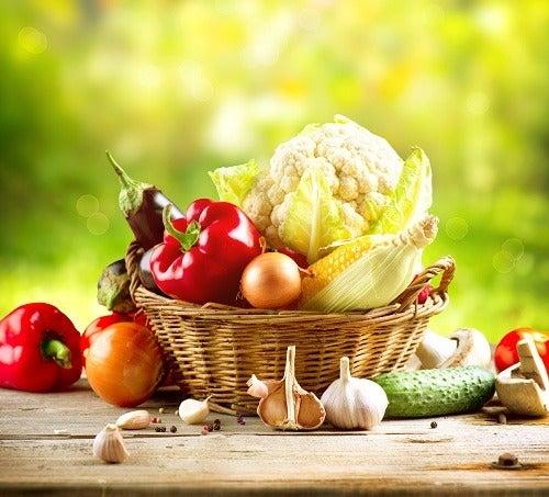 As receitas vegetarianas possuem vegetais ricos em nutrientes essenciais, e nos ajudam a emagrecer