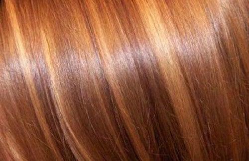 Alimentos que podem clarear o cabelo