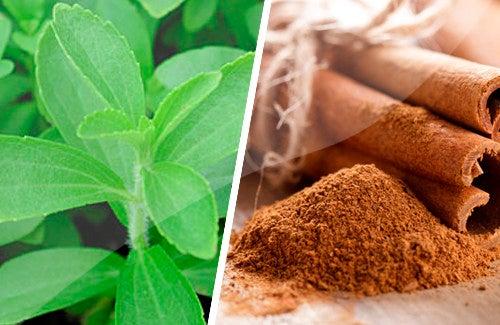 Tratar o diabetes com stevia e canela