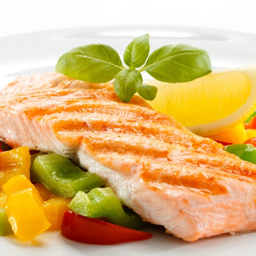 Peixe para reduzir a dor nas cartilagens