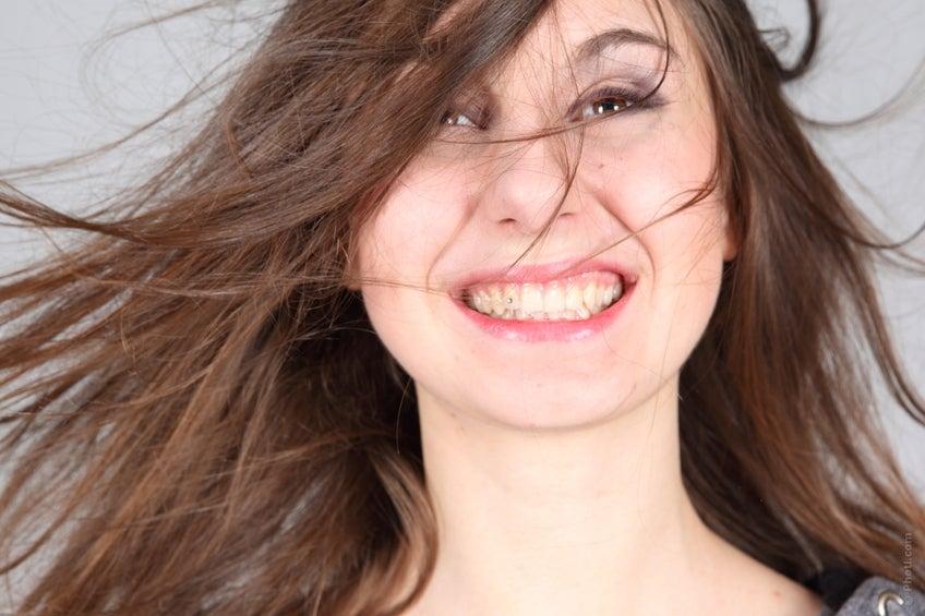 Sorria mais para viver feliz