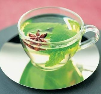 chá de anis para os gases