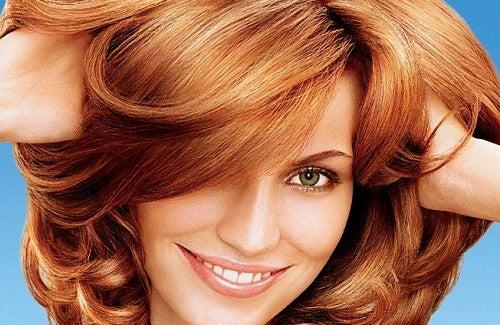 Tratamentos naturais para cabelos pintados