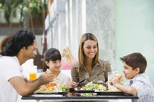 Desfrute de sua família para viver feliz