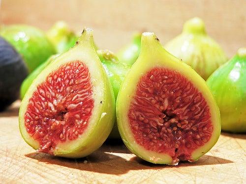 Frutas para energizar