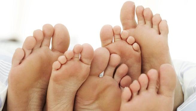 remédios para os fungos nos pés
