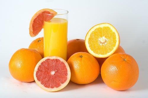 Suco para aliviar os sintomas da síndrome do túnel de carpo