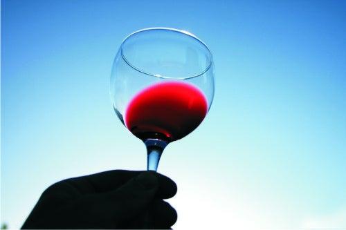 Taça de vinho diariamente pode fazer bem