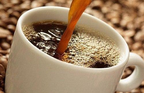Café pode acelerar o envelhecimento