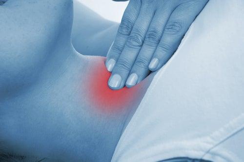 Problemas na tireoide como o bócio