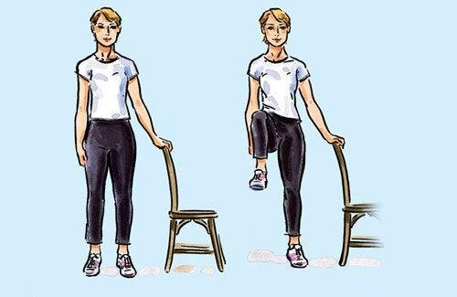 Exercícios simples para praticar em qualquer lugar