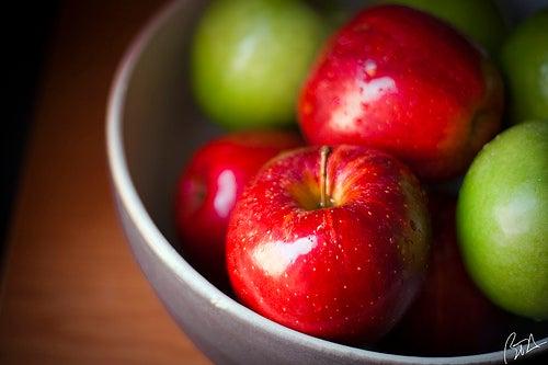 propriedades digestivas da maça