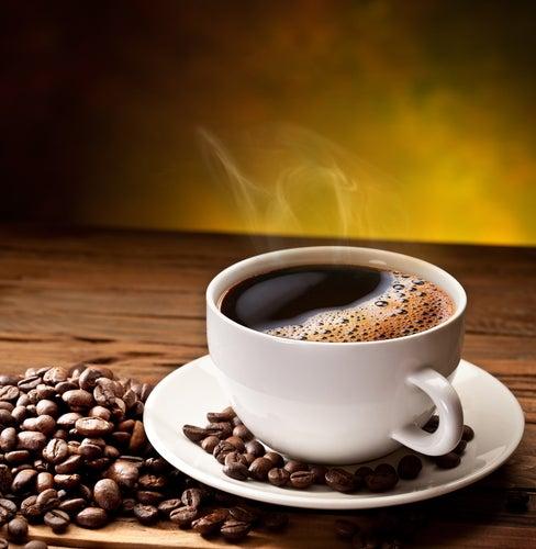 Café e reconfortante
