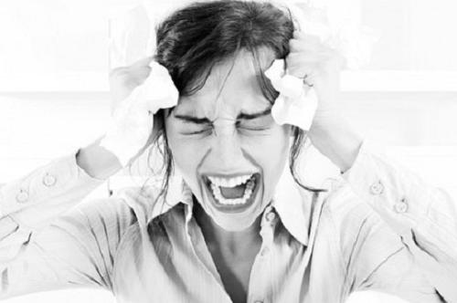 Estress ajuda no envelhecimento precoçe
