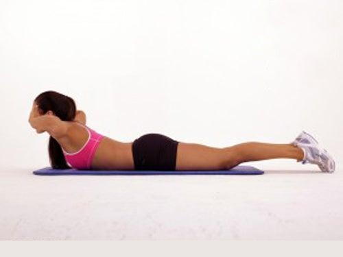 Exercício - costas