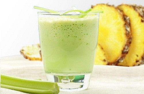 6 sucos e vitaminas para eliminar toxinas