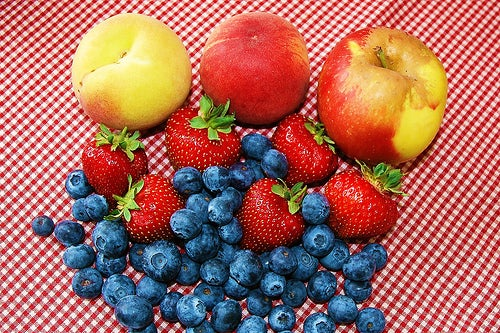 frutas de produção industrial te fazem propício a desenvolver câncer