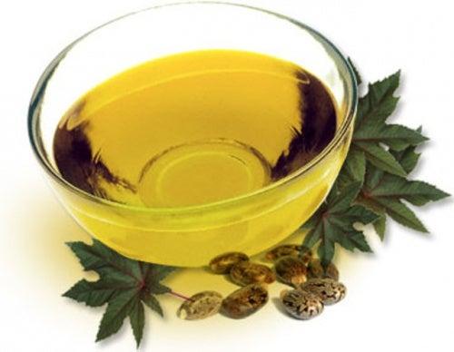 O óleo de rícino como um dos remédios caseiros para a prisão de ventre