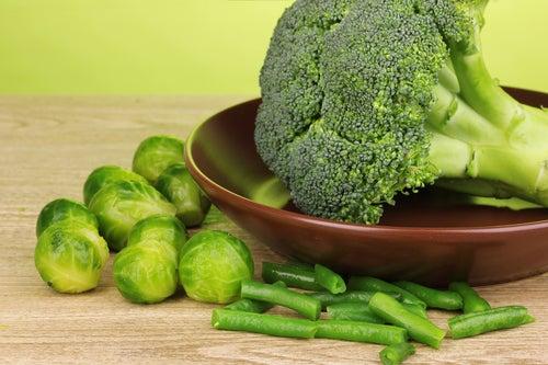 Dieta com vegetais para perder peso