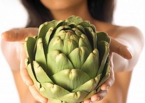 Alcachofra ajuda a perder peso