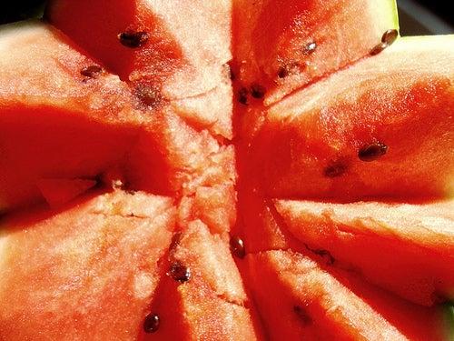 Melancia fruta ideal para perder peso
