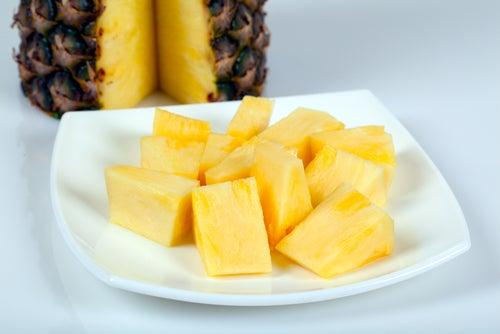 Receitas com abacaxi para os rins