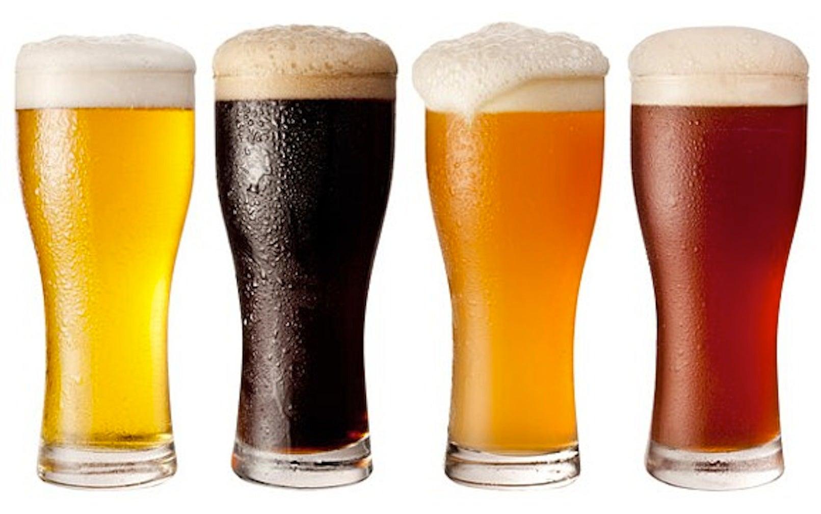 As propriedades anti-inflamatórias estão entre os benefícios da cerveja