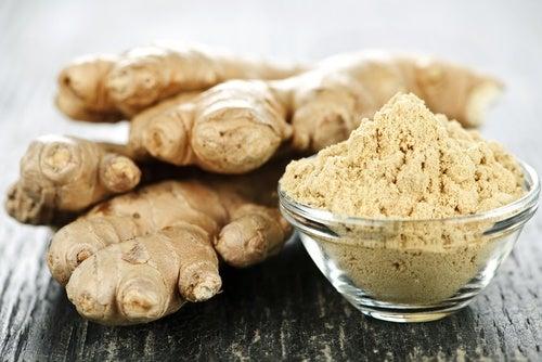 Oito alimentos que ajudam na desinflamação