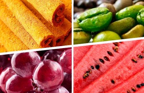 Os melhores alimentos para queimar gordura