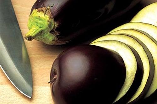 A berinjela evita doenças renais