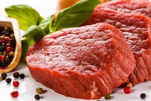 A carne vermelha pode ajudar a evitar a fadiga