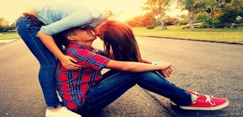 Precisamos de beijos