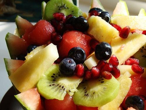 Dieta com frutas te ajudará a viver mais