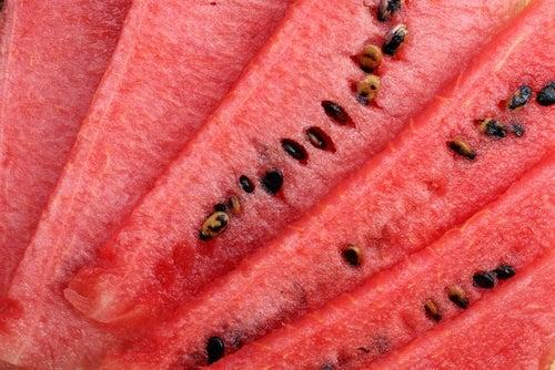 melancia é um dos alimentos ideias para uma dieta de emagrecimento