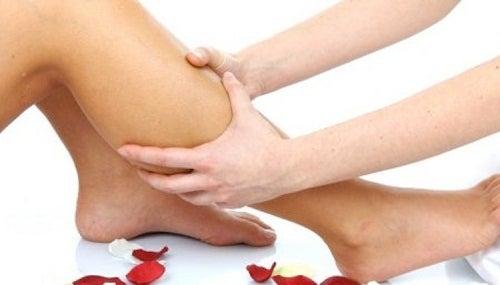 Ervas medicinais para a correta circulação das pernas