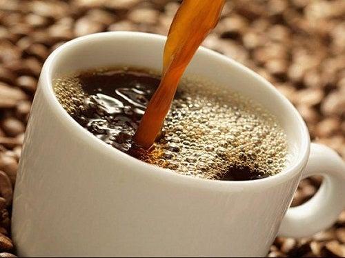 Café balanceado para perder peso