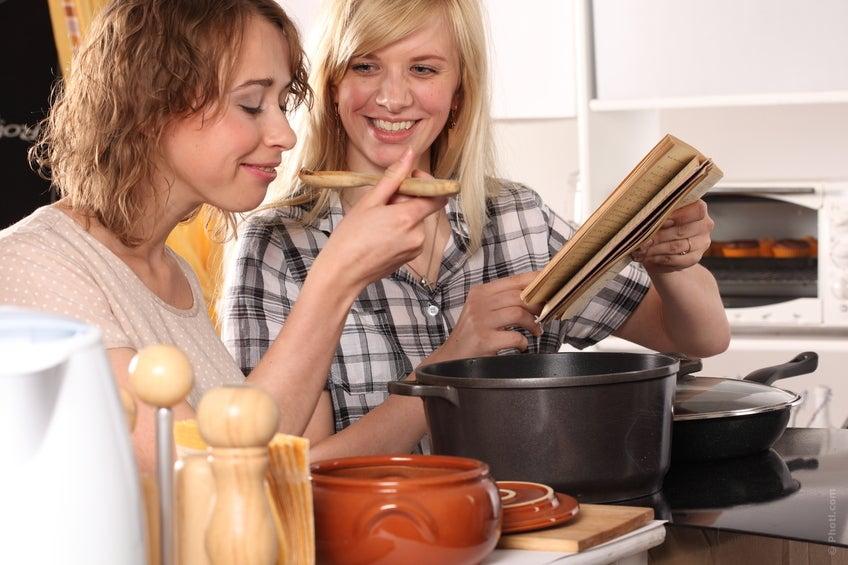 Cozinhar corretamente para perder peso